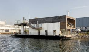 100 Boat Homes 14 Floating Home Designs Dwell Dwell