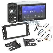 100 Radio For Trucks Sony XAVAX100_953305_AXGMLAN29SWC Xavax100_met