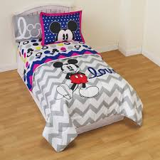 Mickey Mouse Bedding Twin by Disney Twin Full Comforter Mickey Mouse