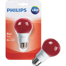 buy philips a19 medium led decorative light bulb