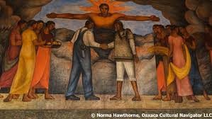 Diego Rivera Rockefeller Mural by In Mexico City Looking For Diego Rivera Oaxaca Cultural
