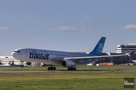 passagers d air transat coincés ouverture d une enquête national
