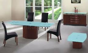 Extendable Glass Top Dining Table Extendable Glass Top Dining Table