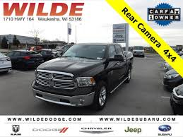 Pre-Owned 2014 Ram 1500 Big Horn Truck In #24096B | Wilde Automotive ...