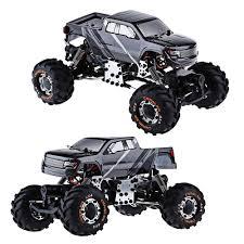 100 Ebay Rc Truck Details About RC 4WD Simulation Racing Car 24G Devastator Rock Crawler Car 124 Vehicle Toy