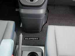 Honda Accord Floor Mats 2007 by Honda Element Floor Mats Genuine Factory Oem Honda Accessories