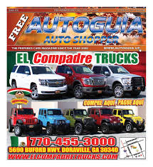 AUTOGUIA By Gilberto Ramirez - Issuu El Compadre Tucks Youtube 2014 Toyota Tacoma Trucks For Sale In Atlanta Ga 30342 Autotrader Album Google Autoguia By Gilberto Ramirez Issuu Mollys Wrap 101 Oz Amazoncom Grocery Gourmet Food 2013 Nissan Titan Inc Facebook Doraville 770 4553000 Edicion 442 Autoguia 2015 Gmc Yukon Xl Acura Mdx The Best Mexican Restaurants Californias Central Valley Eater Mi Compadre Taco Truck Home