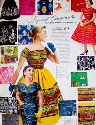 Chronically Vintage 25 Fabulous 1950s Spring Fashions To Inspire