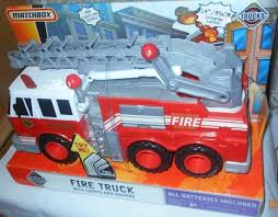 100 Matchbox Fire Trucks Truck With Lights And Sounds For Sale Online EBay
