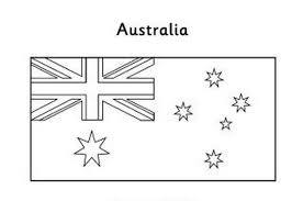 Colouring Pages Australian Christmas Australia Day Coloring For Kids Family Holiday