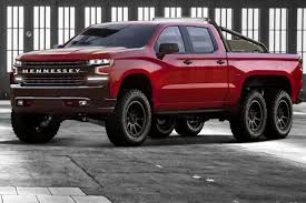 100 Trucks Chevy Goliath 66 Truck Hennessey Brings New Meaning To S Trail