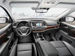 2014 Toyota Highlander Captains Chairs by 2017 Toyota Highlander Interior And Exterior Review Youtube