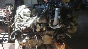 100 Adelman Truck Parts N13 MAXXFORCE RUN TEST 10 42017 YouTube