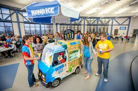 A Father's Bad Experience At An Ice Cream Truck Led Him To Start One ... Shaved Ice Truck Provides Cool Treats In Albany Business What We Do Kona Ice News Chiefs Chill Out Home Customers Line Up To Buy Cream From An Stock Itamartrucks Twitter New Lil Creamer Food Serving Seasonal Shaved Ding The Delightful Merchantcraft Of The Truck Foundation Food Tuesdays Wfmz Mams House Facebook Used Mister Softee Cream For Sale Chrysler Snow Ball For Florida Turnkey