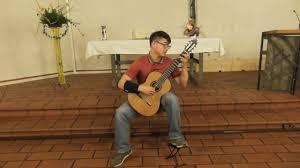 preli guitare a le salzburg guitar 2017 preliminary hoang khang pham