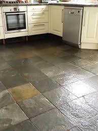 tiled floor cleaning and polishing tips for slate floors