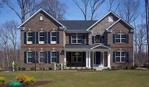 K Hovnanian Homes Floor Plans North Carolina by Southpointe New Homes In Edgewater Md