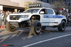 RS Colorado Prerunner - SEMA 2015 | MadWhips Prunner Desert Yota Chevy Prunners Racedezert Review 2010 Toyota Tacoma 4x2 Prerunner Photo Gallery Autoblog 10 Years Of Truck Evolution From An Ordinary 2003 Pre How About This 1993 Ford F150 Lightning For 17000 Building A Oneoff Luxury From The Ground Up Shop Bumpers Offroad Winch Ready Stylish Heavy Duty Ranger Cheapest Ticket To The Racing 1986 K5 Blazer Runner Classic Chevrolet For Sale Top 5 Vehicles Build Your Offroad Dream Rig Lingenfelters Silverado Reaper Faces Black Widow Chevytv Long Travel Trucks Bro Pinterest Trophy