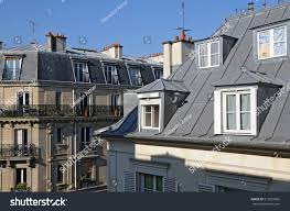 100 Paris Lofts Detail Houses Buildings Central Part Stock Photo Edit