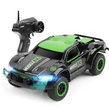 100 Remote Controlled Truck Mini RC Cars 25 KMH High Speed 4CH Car Toy RC