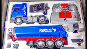 RC Truck SCANIA Gets Unboxed, Loaded & DIRTY For The First Time ...