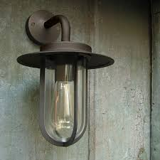 montparnasse wall lantern bronze lighting direct