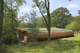 Yoga Studio Designed By Blue Forest Treehouse Design