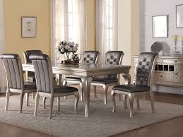 ELSA (with 6 Chairs) Sofia Imaestri Marseille Transitional Upholstered Seat And Back Ding Side Chair By Steve Silver At Wayside Fniture Shollyn Uph 4cn Colette Velvet Violet Grey Silver Ding Room Hollywood Homes Elegant Exquisite Workmanship Series Room Round Tabelegant Table And Chairsbf0104009 Buy Setantique 25 Gray Ideas Bella 5piece Kitchen Set Silverlight Grey Chairs New Fascating Black Sets Vergara Paris 5 Pc 1958 Glam Elegance Del Sol Home Bevelle 18 Inch Leaf