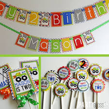 100 Monster Truck Party Decorations Birthday Package Fully Etsy