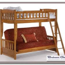Bunk Bed Over Futon by Twin Over Queen Bunk Bed With Stairs Secrets That No One Else