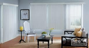 Sunroom Vertical Blinds