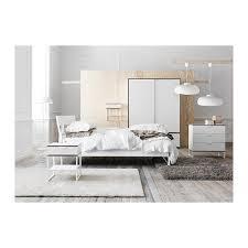 trysil bed frame 140x200 cm luröy ikea