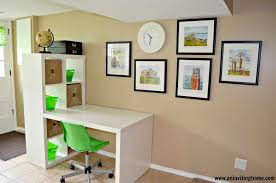 furniture extraordinary craft room decoration with light brown