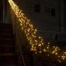 konstsmide lichtschnur bernsteinfarbene led leuchten 7 2 m schwarz 960
