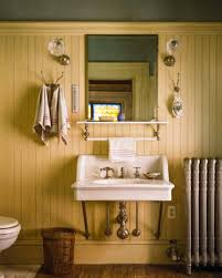 Bathroom Beadboard Wainscoting Ideas by 9 Ideas For Cottage Baths Old House Restoration Products