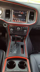 Charger my recent interior mods