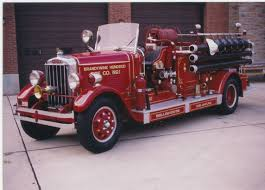 100 Old Fire Trucks Old Fire Engines When The Engine In Our 1930 Hahn Antique Pumper