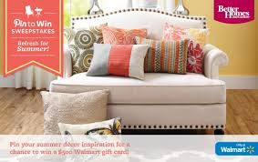 Better Homes And Gardens Sweepstakes Great The Partnership