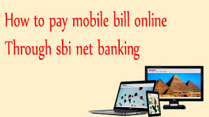 Hdfc Bill Deskcom by How To Pay Mobile Bill Online Through Sbi Net Banking Youtube