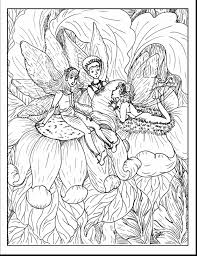 Astounding Fairys And Ies Coloring Pages With Fairy For Adults Goth