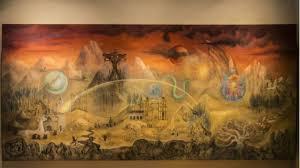 David Alfaro Siqueiros Murales Importantes by Rutas De Artistas En El Df