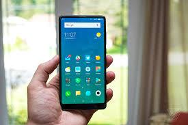 Xiaomi s Mi Mix 2 evolves the full screen smartphone The Verge