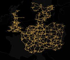 Image - Euro Truck Simulator 2 Full Map.png | Truck Simulator Wiki ... Delivery Goods Flat Icons For Ecommerce With Truck Map And Routes Staa Stops Near Me Trucker Path Infinum Parking Europe 3d Illustration Of Truck Tracking With Sallite Over Map Route City Mansfield Texas Pennsylvania 851 Wikipedia Road 41 Festival 2628 July 2019 Hill Farm Routes 2040 By Us Dot Usa Freight Cartography How Much Do Drivers Make Salary State Map Food Trucks Stock Vector Illustration Dessert