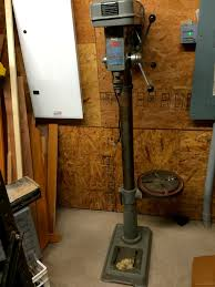 Floor Mount Drill Press by Floor Press 16 Speed Floor Drill Press On Popscreen Floor Press