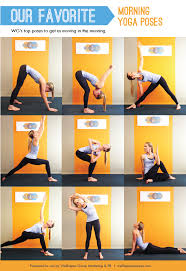 Our Favorite Morning Yoga Poses