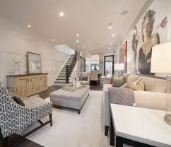 Transitional Living Room Sofa by Home Design How To Decorate An Exquisite Basement Designs