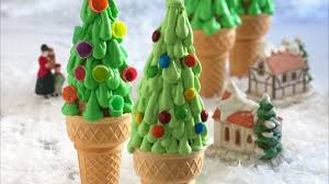 Sugar Cone Trees Recipe