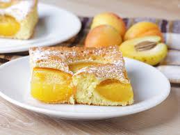 einfacher aprikosenkuchen vom blech