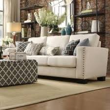 Tribecca Home Uptown Modern Sofa by Tribecca Home Uptown Modern Sofa By Inspire Q Fireplaces In