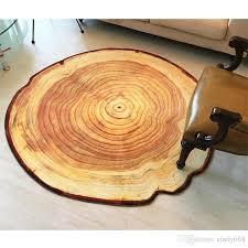 großhandel 3d wachstum ring muster badezimmer teppichboden matte anti rutsch bad matten wohnzimmer teppiche home decor große badezimmer teppiche